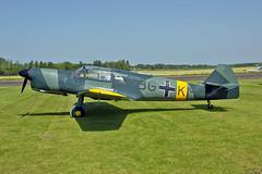"G-ASTG Nord 1002 Pingouin II (BG+KM) R J Fray Sturgate Fly In 05-06-16 (PlanecrazyUK) Tags: sturgate egcv ""fly in"" 050616 gastg nord1002pingouiniibgkm rjfray fly in"