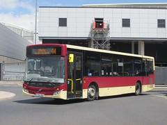 East Yorkshire 385 YX14HDZ 'Alan White' Hull Interchange on 44 (1280x960) (dearingbuspix) Tags: eastyorkshire 385 alanwhite eyms yx14hdz