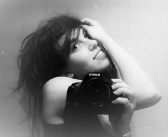 (Mango*Photography) Tags: life portrait white selfportrait black love girl smile face self vintage photography reflex interesting photographer autoportrait artistic photographers professional artists intriguing giulia bergonzoni