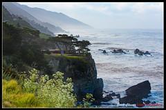 ECP_0023 (e.chavez) Tags: ocean california blue trees west beach nature water cali canon coast big paradise pch beaches sur northern pheiffer 5d3