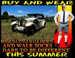Bermuda Walk socks With Old Cars 4 (Tweed Jacket + Cavalry Twill Trousers = Perfect) Tags: auto newzealand christchurch summer guy london classic cars wearing car socks canon vintage golf walking clothing sock vintagecar legs sommer hamilton sydney eu australia darwin nelson guys brisbane clothes vehicles auckland golfing nz wellington vehicle dunedin shorts bermuda hastings knees kiwi knee carshow golfers golfer bloke kneesocks kiwiana tubesocks longsocks bermudashorts kneesock golffashion tallsocks golfsocks vintagecarclub abovetheknee pullupyoursocks wearingshorts walkshorts walkshort wearingsocks walksocks bermudasocks brexit healthsocks abovethecalfsocks