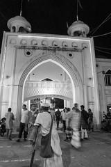 H504_3462-3 (bandashing) Tags: street england people bw monochrome night manchester sharif shrine gates minaret disabled nightlife sylhet bangladesh freaks beg mentalhealth socialdocumentary beggars mazar dargah aoa shahjalal bandashing akhtarowaisahmed