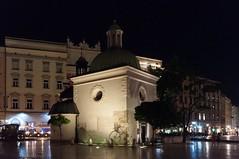 Krakow druga rano-109 (MMARCZYK) Tags: polska krakow nuit noc mariacki cracovie rynek pologne kosciol glowny
