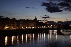 Florenz bei Nacht002 (Roman72) Tags: italien architecture stadt architektur firenze nightshots oldcity ville florenz nachtaufnahmen