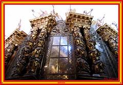 Cathedral of Santiago de Compostela (vicbrasil) Tags: barcelona madrid people men children spain women bilbao zaragoza santiagodecompostela montserrat oviedo sansebastian pamplona santillanadelmar