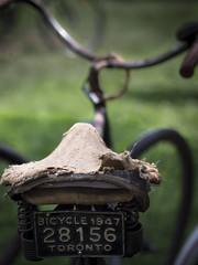 Bike 1947 (Marina Reef (away for awhile)) Tags: bike bicycle 1947 vintagebikeshow