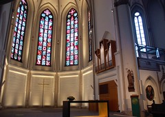 Chororgel Hamburg, St. Petri (LDZpix) Tags: church germany deutschland hamburg pipe kirche organ organo petri orgel hansestadt orgue orel orgona urut rgo hauptkirche organy varhany     org