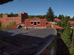 Rooftop (UHIN.UED) Tags: pictures urban newyork building history abandoned rotting beauty architecture hospital wonder fun photography virginia weird dc crazy dangerous general pennsylvania decay exploring maryland historic haunted medical illegal jersey rough dying left destroyed scarry urbex tuberculosis dierelect