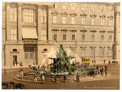 Berlin (3) (DenjaChe) Tags: berlin 1900 postcards 1900s postkarten ansichtskarten