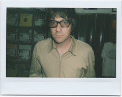 Graham Coxon (touringtub) Tags: uk england london film east instant rough trade graham ae instax coxon