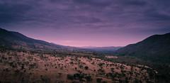 Valle de Marga Marga (Cretaceo) Tags: rural noche valle nubes campo nublado 1855mm cerros horizonte montaas quilpue margamarga nikond3100