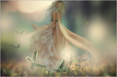 Kel~Like a dream (***Skip Staheli***) Tags: fashion model avatar sl secondlife dreamy fantasty skipstaheli kelunplugged