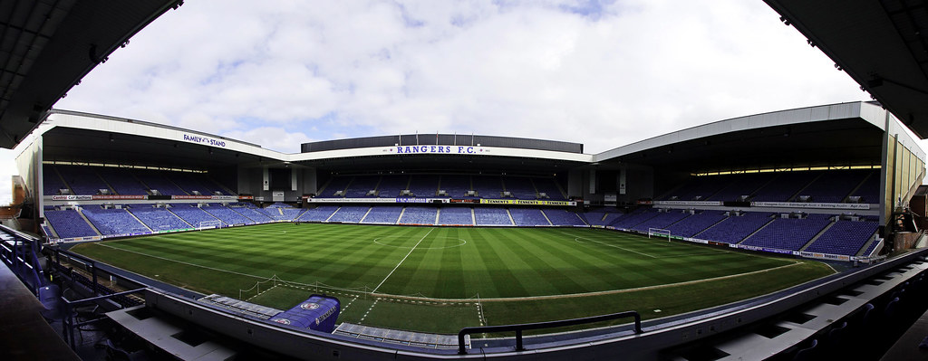 Ibrox Stadium Panorama by aitkenheadImages, on Flickr