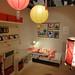 ちょっとシンプル過ぎるイケアの子供部屋の写真