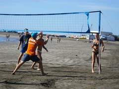Volleyball Animation at our Hotel Dunas Don Gregory