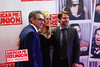 Eugene Levy, Jennifer Coolidge & Seann William Scott at the Irish Premiere of American Pie Reunion