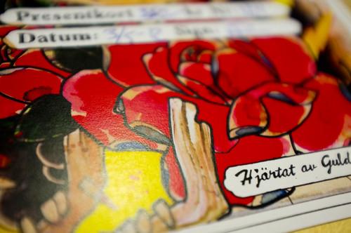 Presentkort på Hjärtat av guld tatuering i Malmö