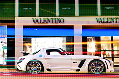 FABulous creature. (Jan G. Photography) Tags: street fab london photography mercedes design pentax sls amg jang jayjay sloane carspotting 2011 gullstream k20d exoticsonroadcom