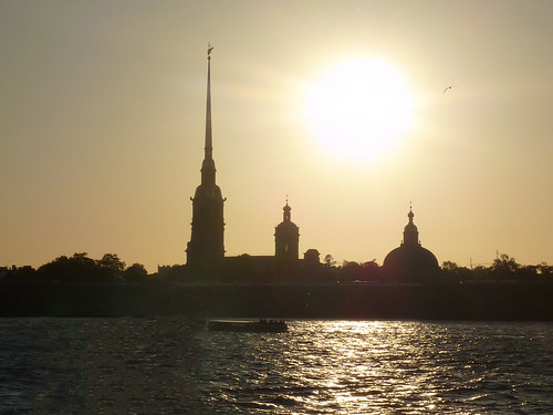 From flickr.com: Sts Peter & Paul Fortress - St Petersburg {MID-73047}