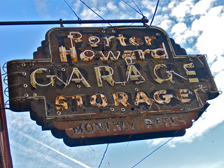 Porter Howard Garage Storage, Shreveport, LA