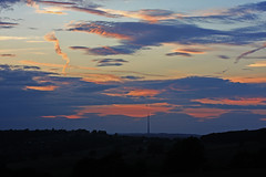 no such thing as a disappointing sunset (Pezski) Tags: sunset sky skyline clouds canon dusk sheffield horizon southyorkshire 40d