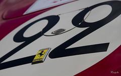 s/n 3757 GT (Raph/D) Tags: classic eos ferrari mans le 7d gto lemans 250 250gto lemansclassic 3757gt lemansclassic2012