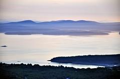 Misty view from Mount Cadillac (teohwp85) Tags: from park misty island view desert maine cadillac mount national acadia mygearandme mygearandmepremium mygearandmebronze ringexcellence dblringexcellence