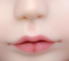 Netanella's new girl lips...