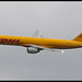 Boeing 757 'G-BMRJ' DHL