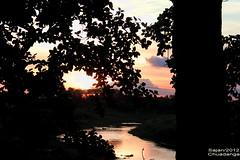 '...সমস্ত দিনের শেষে শিশিরের শব্দের মতন সন্ধা আসে..- evening crawls in like the sound of dews.. (sajan-164) Tags: sunset das bangladesh ruver chuadanga mathabhanga jibanananda sajan164