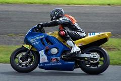 #145 Gavin Brown - Honda CBR 600 (Steelback) Tags: kodak motorcycle z740