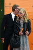 Billie Piper and Laurence Fox Veuve Clicquot Gold Cup - Polo tournament held at Cowdray Park Polo Club Midhurst, England