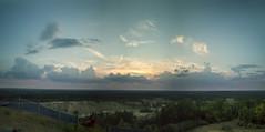 Mt Holly (JoshFarewell) Tags: sunset beautiful clouds mt michigan olympus holly panasonic mount climbing f25 14mm epm1