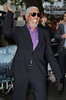Morgan Freeman The European Premiere of 'The Dark Knight Rises' held at the Odeon West End - Arrivals. London, England