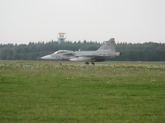 9235 Saab JAS39 Gripen - Czech Air Force (graham19492000) Tags: volkel tigermeet gripen 9235 czechairforce saabjas39gripen czechaf