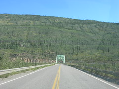 The Stewart River Bridge (jimmywayne) Tags: bridge canada yukon yukonterritory klondikehighway stewartriver stewartcrossing