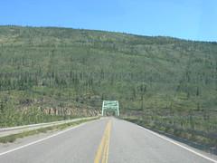 The Stewart River Bridge (jimmywayne) Tags: bridge canada yukon yukonterritory klondikehighway stewartriver stewartcrossing