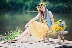 . (Daria Moskaleva) Tags: flowers portrait sun sunlight nature canonef135mmf2lusm