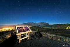 Mirador astronmico de El Jable (El Paso, Isla de La Palma) (Dominic Dhncke) Tags: espaa canon noche spain canarias estrellas nocturna lapalma canaryislands mirador dominic markii eljable 5d2 daehncke dhncke