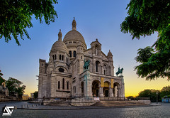 Good morning (A.G. Photographe) Tags: paris france sunrise french nikon butte basilica montmartre sacrécoeur ag nikkor hdr parisian anto d800 basilique sacredheart xiii parisien paulabadie 1424 antoxiii hdr7raw agphotographe hippolytejuleslefèbvre
