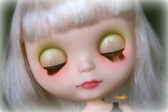 Carol's eyelids :)