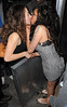 Amy Winehouse enjoys an evening at Jazz After Dark club in Soho, performing a short set, having a few drinks, then leaving at around 3.30am. As she left the venue, she signed autographs for fans, and even kissed some! London, England