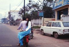 Saigon 1969 - How the locals traveled - Photo by Wayne Trucke (manhhai) Tags: 1969 saigon