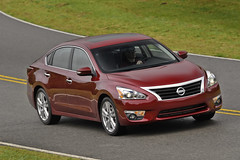 photo nissan picture pic sideview altima 2013
