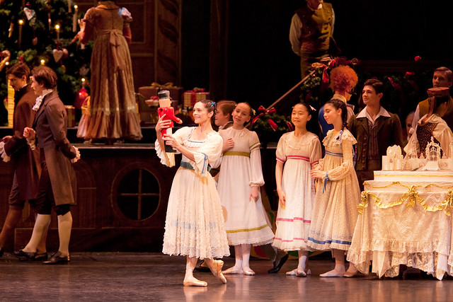 "Iohna Loots as Clara in Peter Wrights production of The Nutcracker. The Royal Ballet 2010/11. <a href=""http://www.roh.org.uk/productions/the-nutcracker-by-peter-wright"" rel=""nofollow"">www.roh.org.uk/productions/the-nutcracker-by-peter-wright</a>"