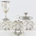 1036. (8) Sterling Silver Table Articles
