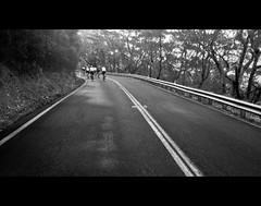 Sydney Gong & Return (yakidkay) Tags: bw cycling nationalpark riding natio sydneygong