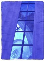 Church Window - Kirchenfenster (hedbavny) Tags: vienna wien church window ava austria sterreich fenster kirche note tangram kapelle leopoldsberg kahlenberg notiz lokulus