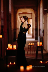 AC2 (enchantedimages2003) Tags: castle senior fashion candle bokeh hallway led candlelight seniorpicture eveninggown seniorpictures ledlights ledflashlight seniorportrait prestoncastle 8512 85l seniorgirl