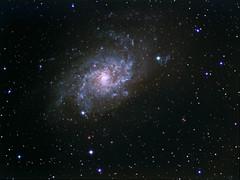 M33 (Triangulum Galaxy) (CSky65) Tags: galaxy galaxies messier deepspace astrometrydotnet:status=solved astrometrydotnet:version=14400 astrometrydotnet:id=alpha20121169112884